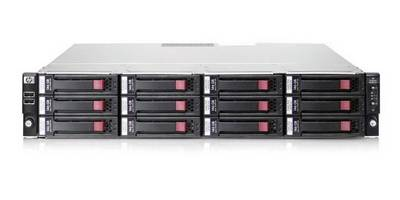 Сервер ProLiant DL180se G6 HP, 2 процессора Xeon Six Core Intel X5650 2.66GHz, 48Gb RAM 12xTRAYS P410