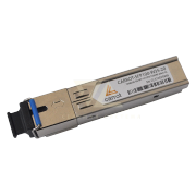 Модуль SFP Carrot, 1000Base-BX, WDM, 1310/1550, 20 км, SC, DDM -