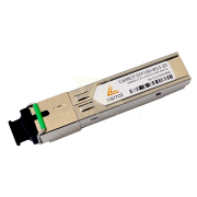 Модуль SFP Carrot, 1000Base-BX, WDM, 1550/1310, 20 км, SC, DDM -