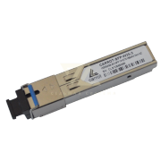 Модуль SFP Carrot, 1000Base-BX, WDM, 1310/1550, 3 км, SC, DDM -