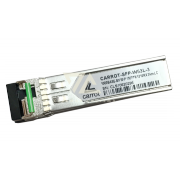Модуль SFP Carrot, 1000Base-BX, WDM, 1550/1310, 3 км, LC, DDM -
