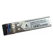 Модуль SFP Carrot, 1000Base-BX, WDM, 1310/1550, 3 км, LC, DDM -